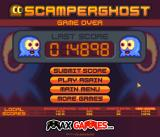 Scamperghost Browser Total score