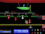 Dynamite Dan MSX Let's save the world