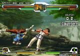 SVC Chaos: SNK vs. Capcom Arcade Spinning kick