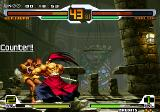 SVC Chaos: SNK vs. Capcom Arcade Another character with weapon