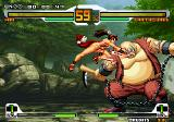 SVC Chaos: SNK vs. Capcom Arcade Right in face!