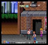 Double Dragon Arcade Fight, Fight.