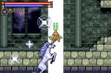 Castlevania: Circle of the Moon Game Boy Advance Unicorn summon