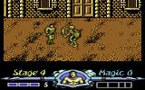 2 Hot 2 Handle Commodore 64 Golden Axe