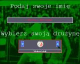 Liga Polska Manager '95 Amiga Club selection