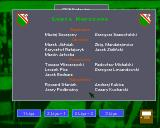 Liga Polska Manager '95 Amiga Club information