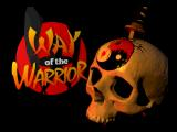 Way of the Warrior 3DO Title Screen
