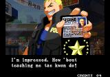 Garou: Mark of the Wolves Arcade Kevin is cop