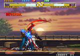 Garou: Mark of the Wolves Arcade Freeman can fast attack