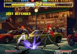 Garou: Mark of the Wolves Arcade All players love explosions