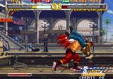 Garou: Mark of the Wolves Arcade Throw & finish him!