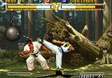Garou: Mark of the Wolves Arcade Nice forest