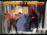 Way of the Warrior 3DO Steroid Boost - Ouch!!