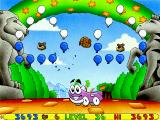 "Putt-Putt and Pep's Balloon-o-Rama Windows This game was released after ""Putt-Putt Saves the Zoo"" and so we revisit several places from that game."