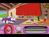 Putt-Putt Joins the Parade Windows 3.x Inside Putt-Putt's house. Here we learn about the Cartown Pet Parade.