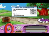 Putt-Putt Joins the Parade Windows 3.x This version has a new overhauled and much more user-friendly pause menu.