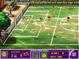 Backyard Soccer 2004 Windows If you want to win, you have to keep the ball out of your own goal.