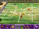 Backyard Soccer 2004 Windows Even though I didn't show another screenshot of it, I shot the ball from here and got another goal.