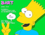The Simpsons Arcade Introducing Bart Simpson