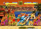 Fatal Fury Arcade ...After this power fist