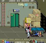 Double Dragon Arcade Heavy box