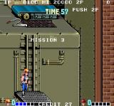 Double Dragon Arcade Mission 3