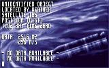 Deep Core Amiga Intro: An alien vessel enters Earth's atmosphere
