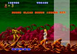 Altered Beast Arcade After defeating stage 5's boss
