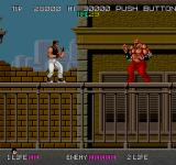 Bad Dudes Arcade End of level boss.