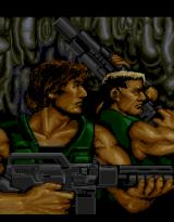 Super Contra Arcade Intro #3: Keep your eyes peeled!