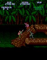 Super Contra Arcade Stage 3 mid-stage