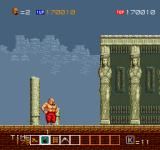 Karnov Arcade Stage 5: Ruins Region (start)
