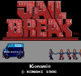 Jail Break Arcade Title screen