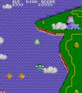 "TwinBee Arcade Stage 1 ""Vegetables & Fruit"""