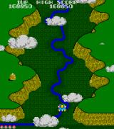 TwinBee Arcade Stage 7