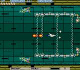 "Gradius Arcade Stage 7 ""Fortress"" - Electronic Cage"