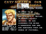 Undercover Cops Arcade Introducing characters: Bubba