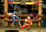 Art of Fighting 2 Arcade Retaliation power