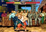 Art of Fighting 2 Arcade Kick in balls