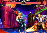 Art of Fighting 2 Arcade King lost wears