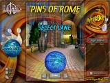 HyperBowl Arcade Edition Windows Pins of Rome lane selection screen