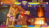 Pocket Fighter Arcade Double knockout