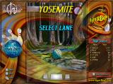HyperBowl Arcade Edition Windows Yosemite lane selection screen