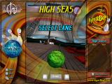 HyperBowl Arcade Edition Windows High Seas lane selection screen