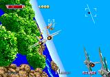 After Burner Arcade Try avoid rocket
