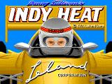 Danny Sullivan's Indy Heat Arcade Title Screen.