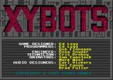 Xybots Arcade Title Screen.