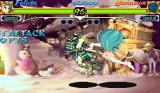 Night Warriors: Darkstalkers' Revenge Arcade Claws slash