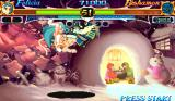 Night Warriors: Darkstalkers' Revenge Arcade Air counter