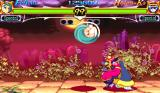 Night Warriors: Darkstalkers' Revenge Arcade Spinning jump